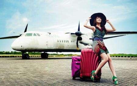 Путешествия на авиалайнере